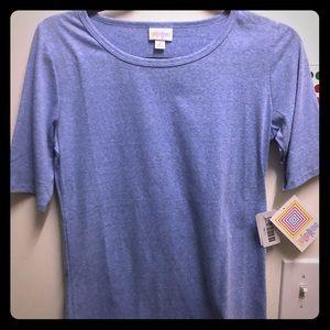 Brand new LulaRoe Gigi powder blue  with tags on!